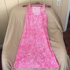 Lilly Pulitzer 100% cotton dress